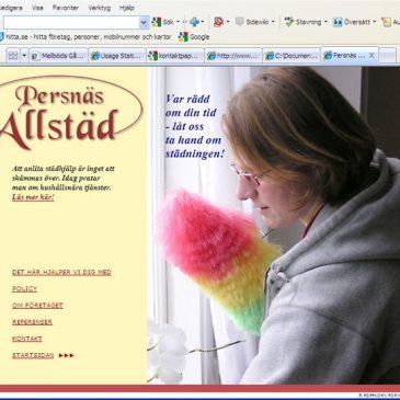 PERSNÄS ALLSTÄD